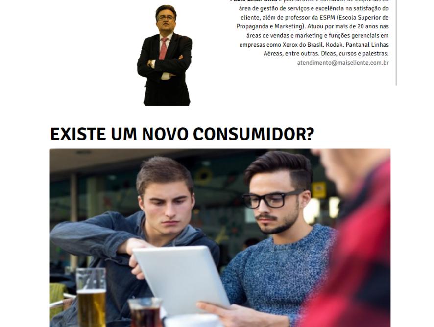 Jornal Integração: Existe um novo consumidor?