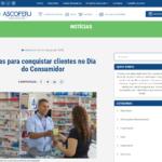 SITE DA ASCOFERJ: Dicas para conquistar clientes no Dia do Consumidor