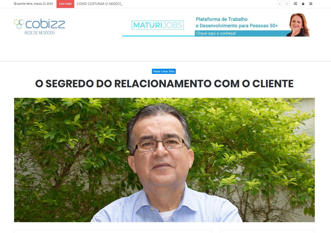 Portal Cobizz: o segredo do relacionamento com o cliente (Especial Dia do Consumidor)