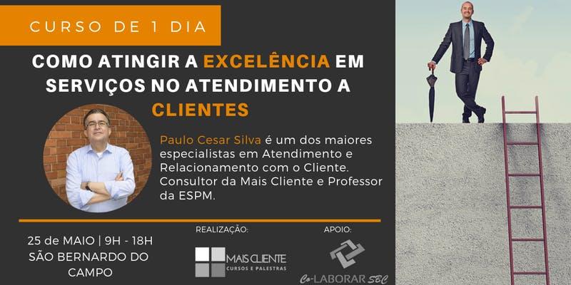 São Bernardo terá curso inédito sobre como atingir a excelência em serviços no atendimento a clientes